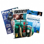 DVD – manuali – riviste – Pesca in Apnea _ DEEP BLUE copia